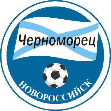 Escudo de FC CHERNOMORETS NOVOROSSIYSK (RUSIA)