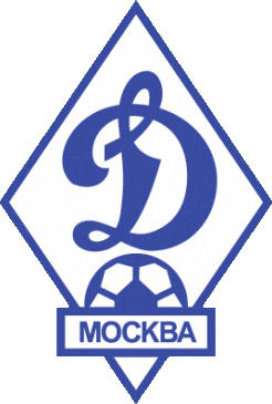 Escudo de FC DINAMO MOSCU (RUSIA)