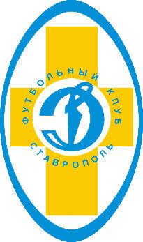 Escudo de FC DINAMO STÁVROPOL (RUSIA)