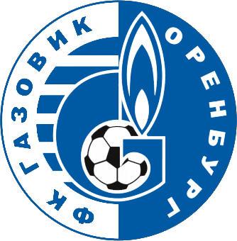 Escudo de FC GAZOVIK (RUSIA)