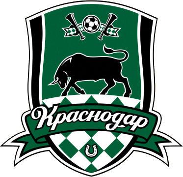 Escudo de FC KRASNODAR (RUSIA)