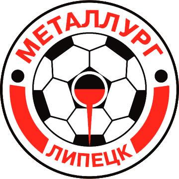 Escudo de FC METALLURG LIPETSK (RUSIA)