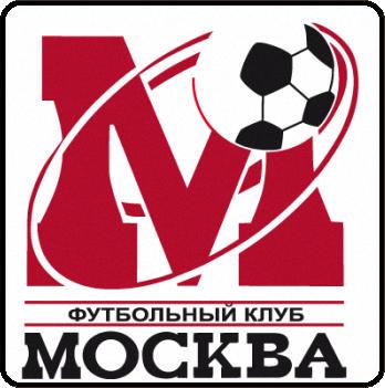 Escudo de FC MOSCU (RUSIA)