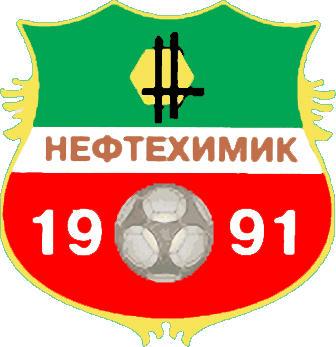 Escudo de FC NEFTEKHIMIK (RUSIA)