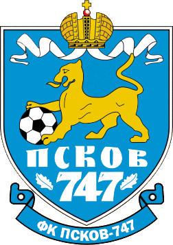 Escudo de FC PSKOV-747 (RUSIA)