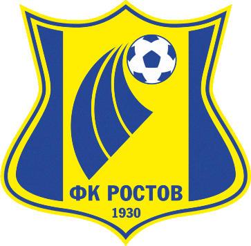 Escudo de FC ROSTOV (RUSIA)