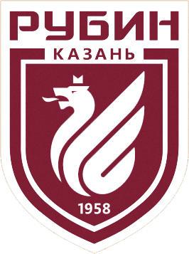 Escudo de FC RUBIN KAZAN (RUSIA)