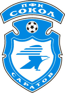 Escudo de FC SOKOL SARATOV (RUSIA)