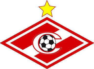 Escudo de FC SPARTAK DE MOSCU (RUSIA)