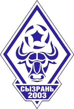 Escudo de FC SYZRAN 2003 (RUSIA)