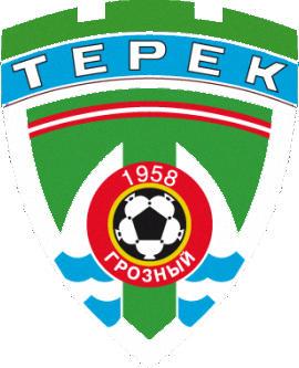 Escudo de FC TEREK (RUSIA)