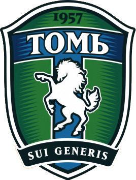 Escudo de FC TOM TOMSK (RUSIA)