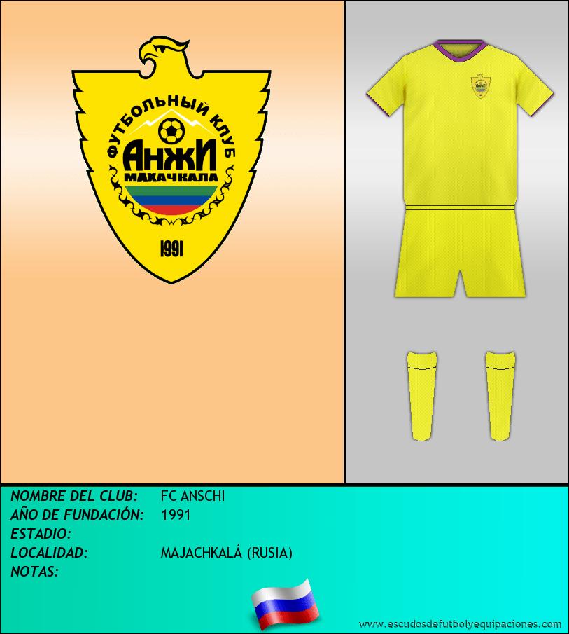Escudo de FC ANSCHI