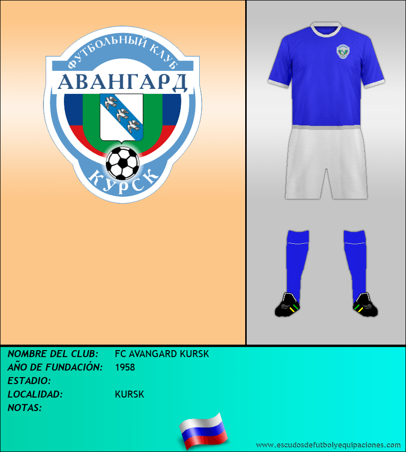 Escudo de FC AVANGARD KURSK