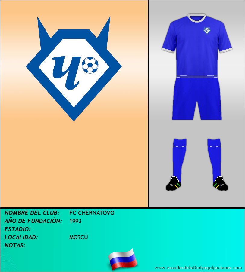 Escudo de FC CHERNATOVO