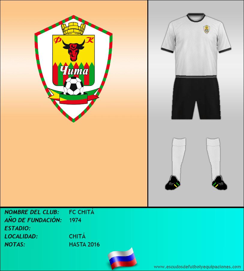 Escudo de FC CHITÁ