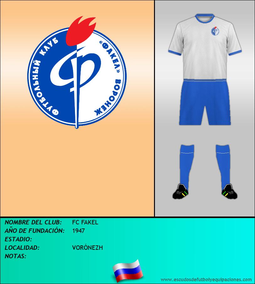 Escudo de FC FAKEL