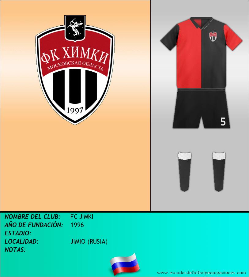Escudo de FC JIMKI