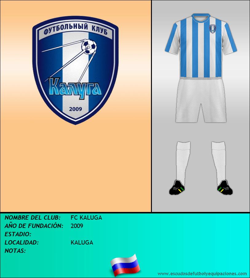 Escudo de FC KALUGA