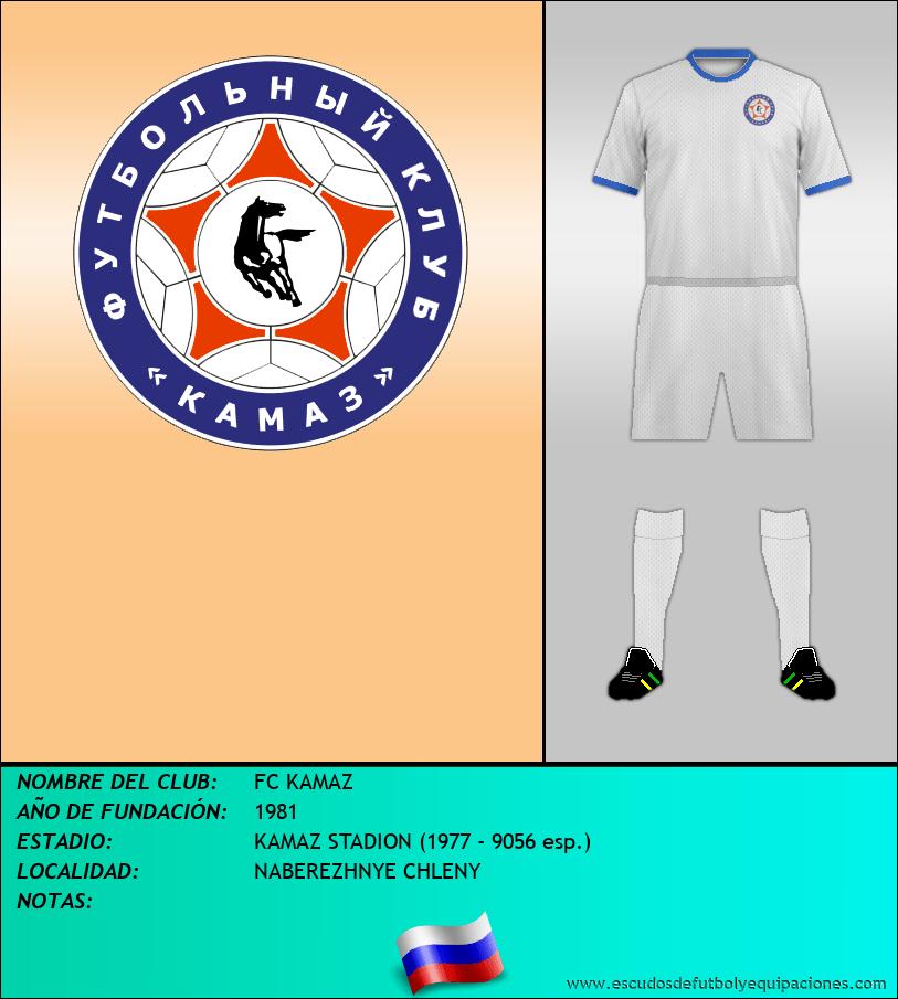 Escudo de FC KAMAZ