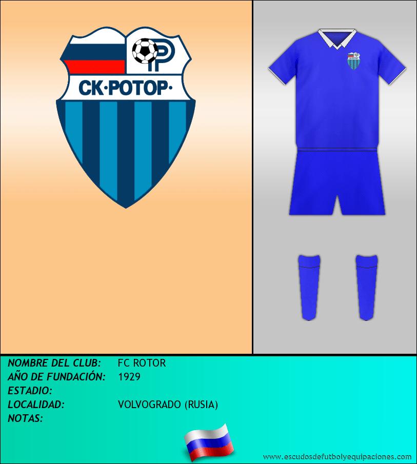 Escudo de FC ROTOR