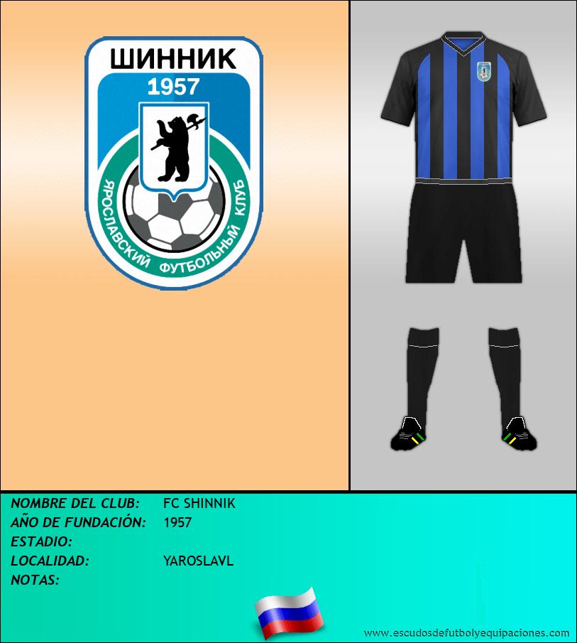 Escudo de FC SHINNIK