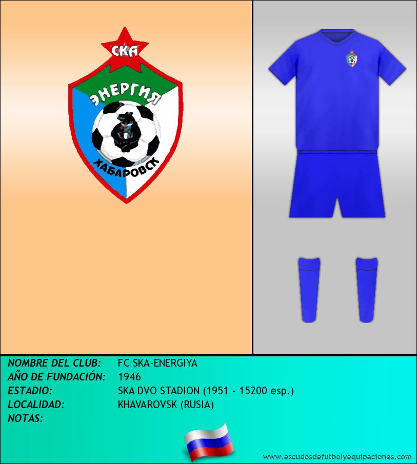 Escudo de FC SKA-ENERGIYA