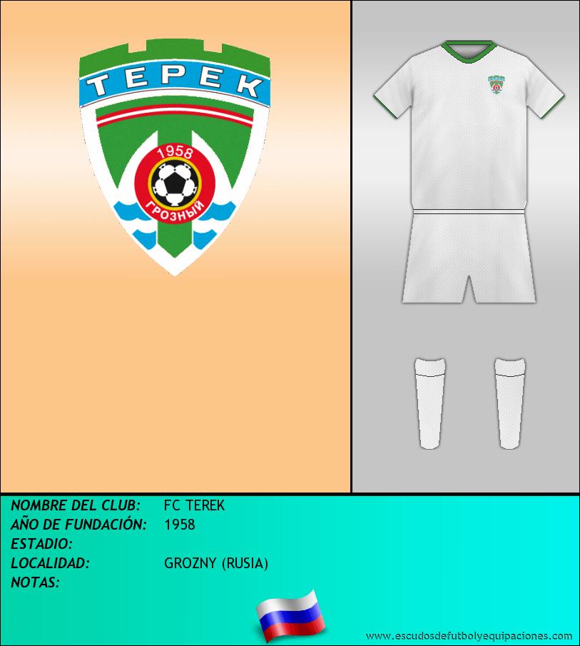 Escudo de FC TEREK