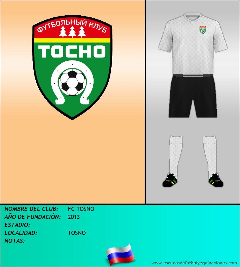 Escudo de FC TOSNO