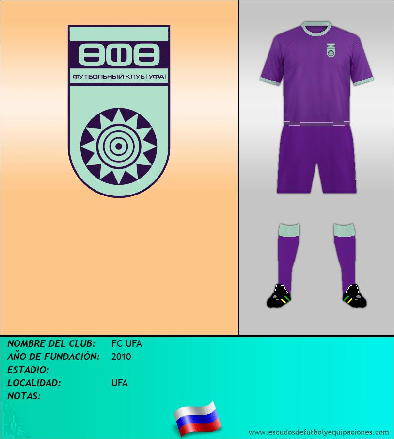 Escudo de FC UFA