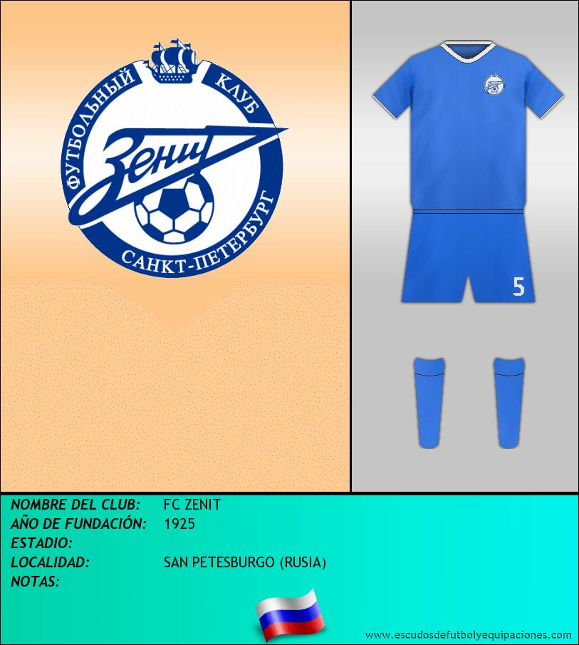Escudo de FC ZENIT