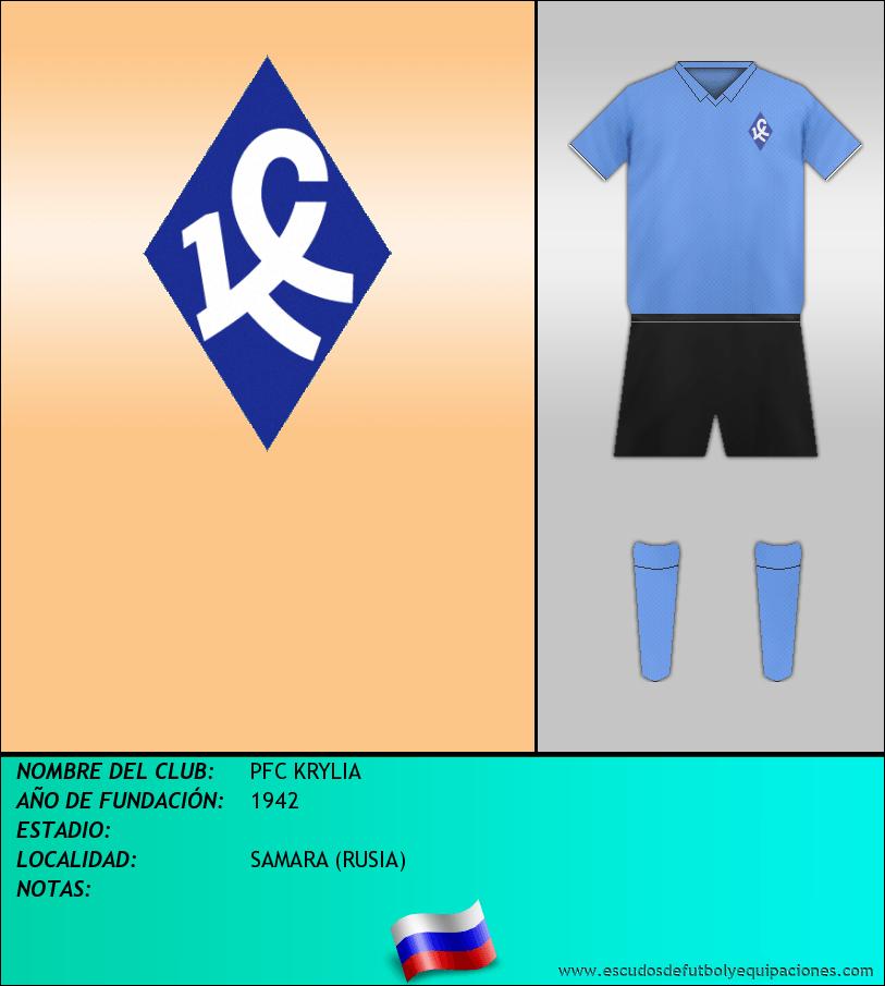 Escudo de PFC KRYLIA