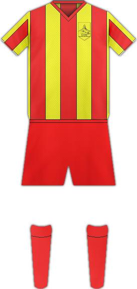 Equipación FC DOMAGNANO