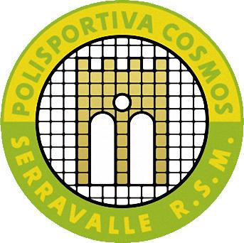 Escudo de SS COSMOS (SAN MARINO)