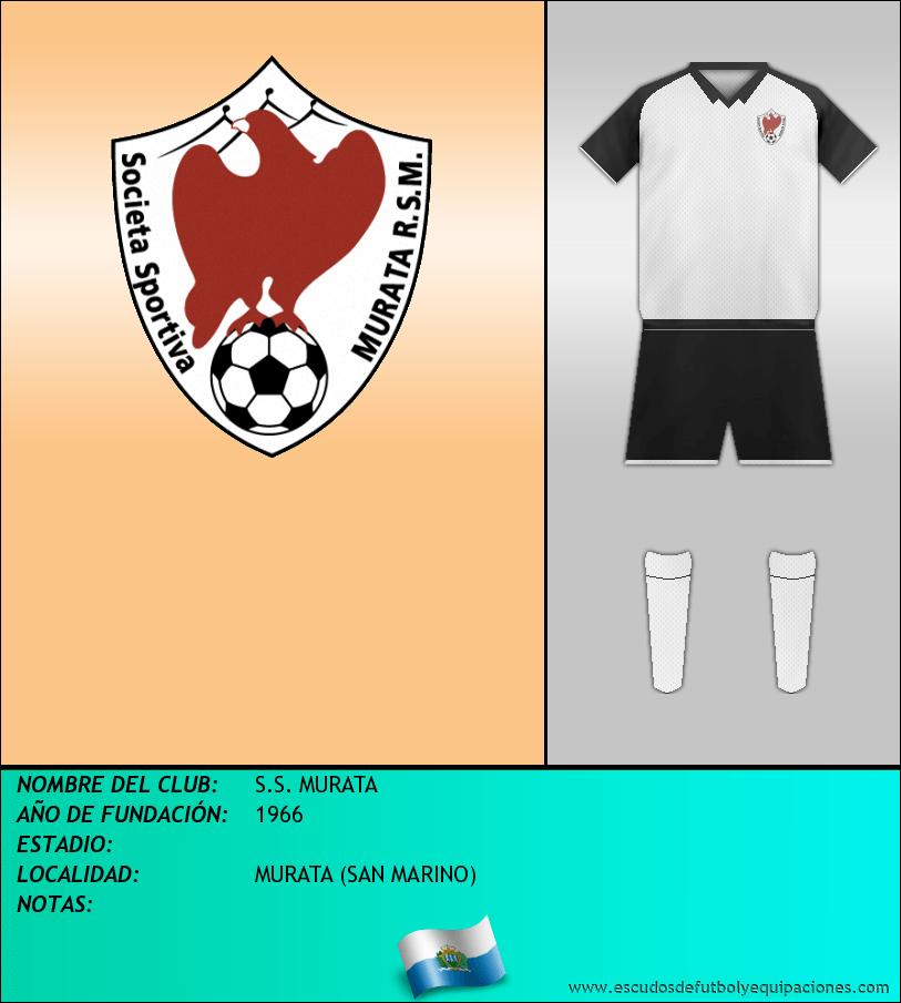 Escudo de S.S. MURATA