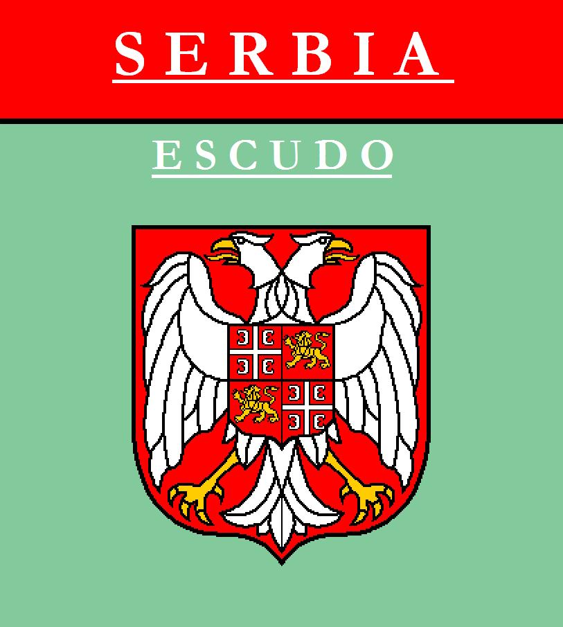 Escudo de ESCUDO DE SERBIA