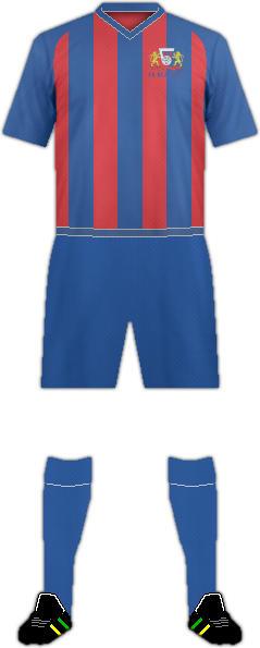 Equipación FK BEZANIJA