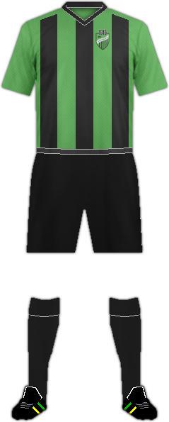 Equipación FK KOLUBARA