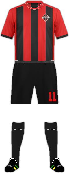 Equipación FK MACVA SABAC