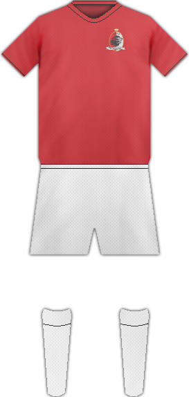 Equipación FK ZELECNIK