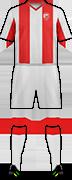 Equipación FK ESTRELLA ROJA