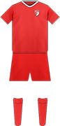 Camiseta FK RADNICKI KRAGUJEVAC