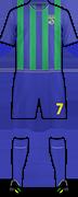 Equipación FK ZEMUN