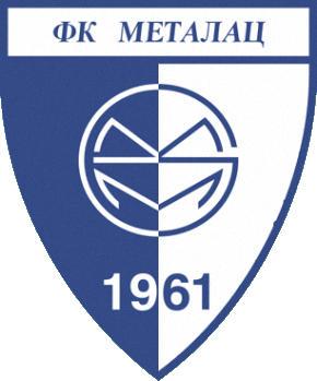 Escudo de F.K. METALAC (SERBIA)