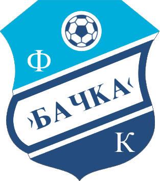 Escudo de FK BACKA BACKA PALANKA (SERBIA)