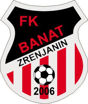Escudo de FK BANAT (SERBIA)