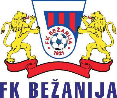 Escudo de FK BEZANIJA (SERBIA)