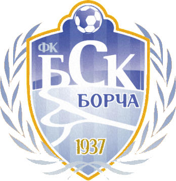 Escudo de FK BSK BORCA (SERBIA)