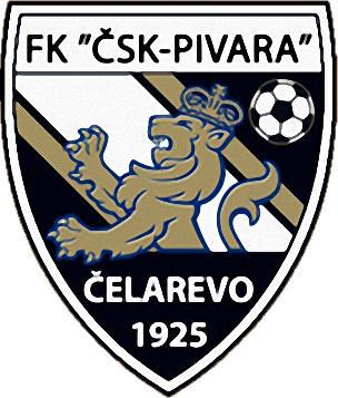 Escudo de FK CSK-PIVARA (SERBIA)