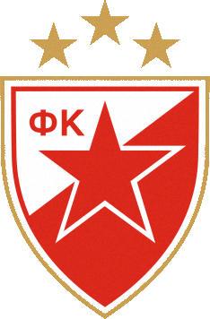 Escudo de FK ESTRELLA ROJA (SERBIA)